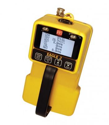 RKI Eagle 2 6-Gas Sample Drawing Monitor