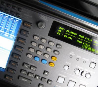 Editing Equipment rentals