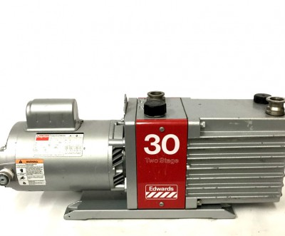 Edwards 30 Rotary Vane Dual Stage Mechanical Vacuum Pump