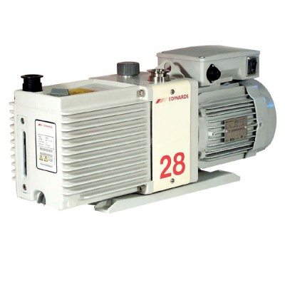 EDWARDS 28 Dual Stage Rotary Vane High Vacuum Pump