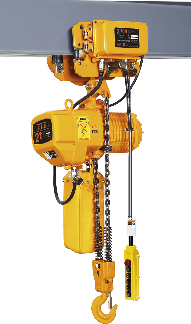Electric Chain Hoist Rentals And Leases | KWIPPED