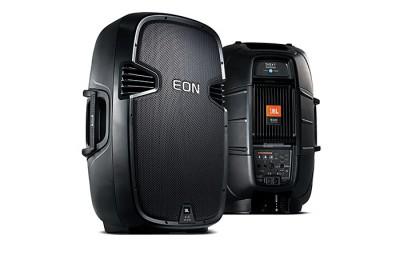 """JBL EON515XT Portable Self-Powered 15"""", Two-Way, Bass-Reflex Design"""