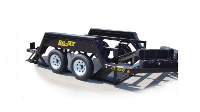 Biljax ET 7000 Escalate Drop-deck Trailer