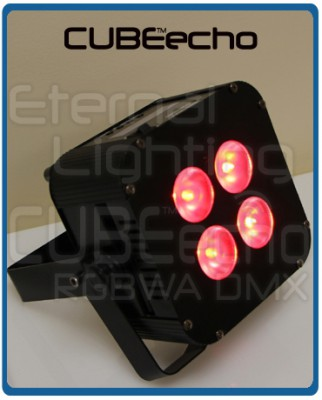 Eternal Lighting CUBEecho DMX RGBWA+UV