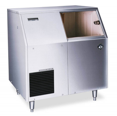 Hoshizaki F-300BAF Ice Maker, Air-cooled, Self Contained, Built in Storage Bin