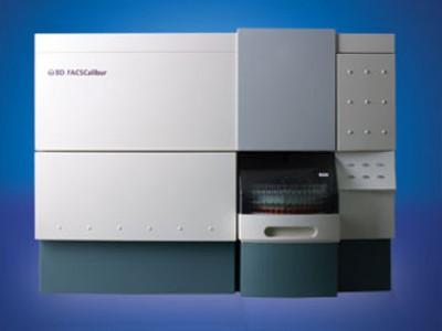 Becton Dickinson FACScan Flow Cytometer
