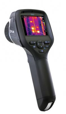 FLIR E60 Thermal Imaging Camera, 76800 Pixels (320 x 240)