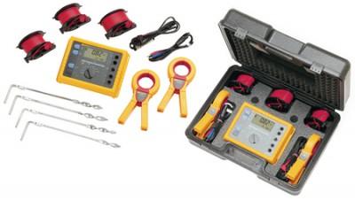 Fluke 1625 Kit Ground Resistance Tester
