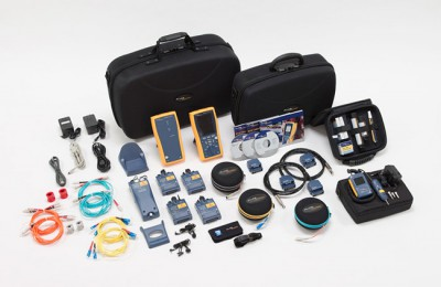 Fluke DTX-OTDR / DTX-MFM2 / DTX-SFM2 Kit for Fiber and OTDR