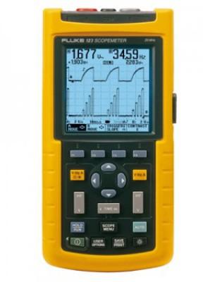 Fluke 123 Industrial ScopeMeter