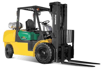 Warehouse Forklift rentals