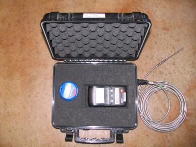 Fourier EC750 Temperature/Humidity Datalogger