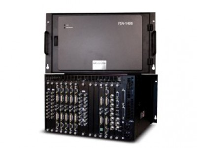 Barco FSN-1400 Video Processing Chassis