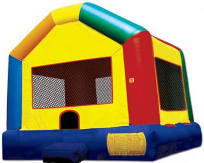 15 x 15 Fun House with Basketball Hoop