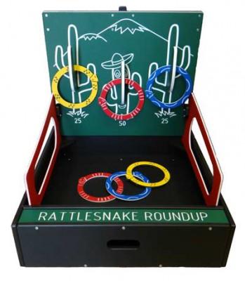 RattleSnake Roundup Carnival Game