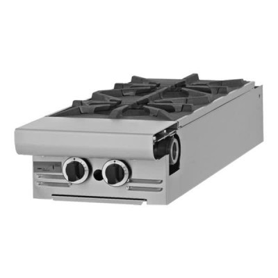 Garland M4T Master Series Liquid Propane 2 Burner Modular Top 17
