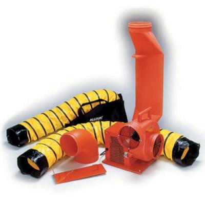 Allegro Ventilation Gas Blower