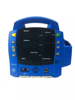 GE DINAMAP Procare 400 Vital Signs Monitor