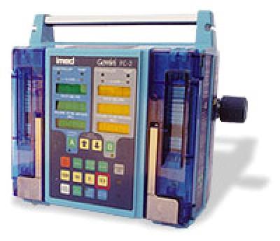 Alaris Gemini IMED PC-2 Infusion Pump
