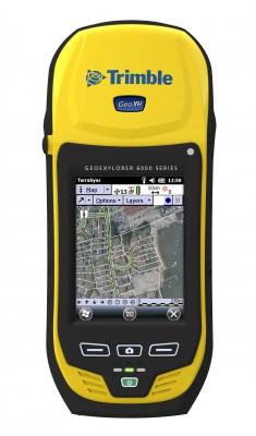 Trimble GeoExplorer GeoXH 6000 Handheld GNSS System