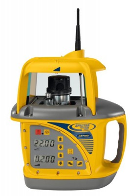 Spectra Precision GL742 Steep Grade Laser Transmitter