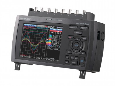 Graphtec GL-900 8 Channel Datalogger