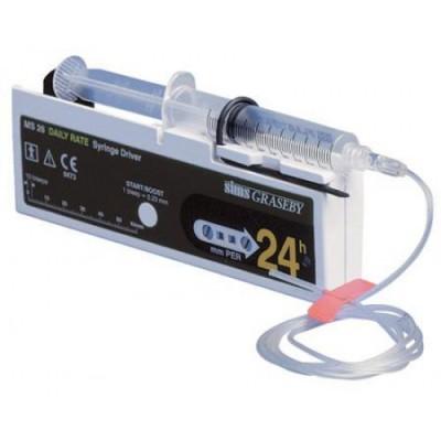 Smith's MS16A Syringe Pump