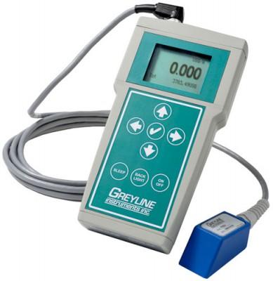 Greyline Instruments PDFM 5.1 Doppler Liquid Flow Meter