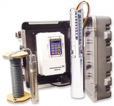 Grundfos Variable Frequency Drive Converter