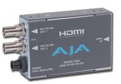 AJA HA5 Converter