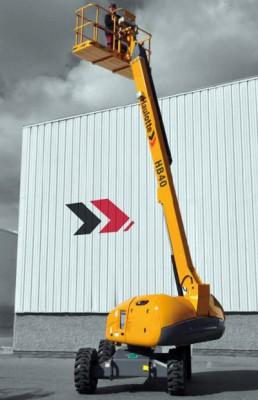Haulotte HB40 Boom Lift 46