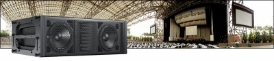Meyer MICACompact High-Power Curvilinear Array Loudspeaker