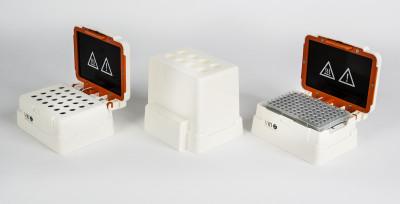 Intelligent heated module: HM02: 1.5mL Microcentrifuge Tube