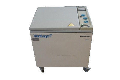 Heraeus Varifuge F, Floor model Centrifuge