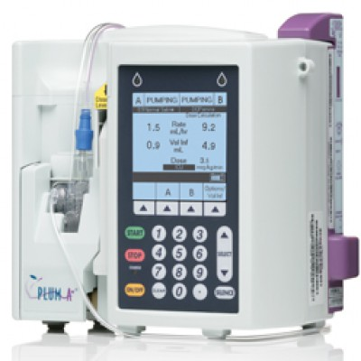 Hospira Plum A+ Infusion System Single Channel