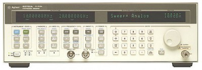 Hewlett Packard 83752A .01-20Ghz RF Sweep Signal Generator