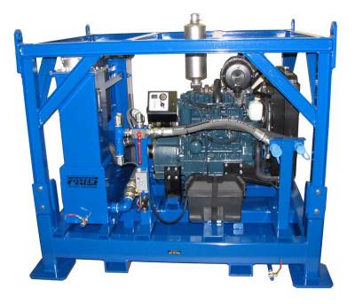 Hydraulic Power Units (HPU) rentals