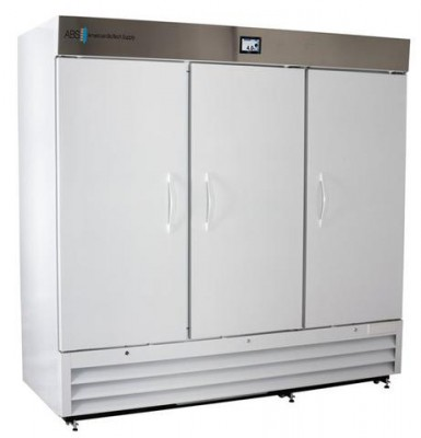 American BioTech Supply TempLog Premier Laboratory Solid Door Refrigerator (72 cu ft)