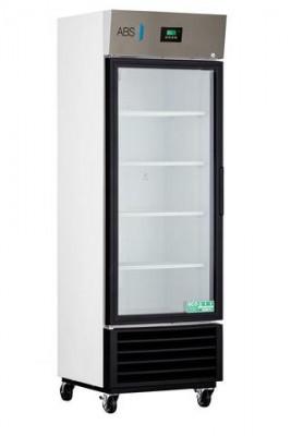 American BioTech Supply Premier Laboratory Glass Door Refrigerator (19 cu ft) (Left Hinge)