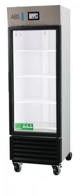 American BioTech Supply TempLog Premier Laboratory Glass Door Refrigerator (23 cu ft)