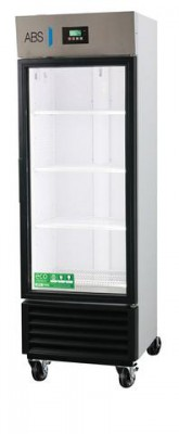 American BioTech Supply Premier Laboratory Glass Door Refrigerator (19 cu ft) (Right Hinge)