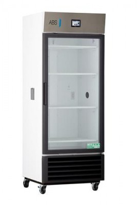American BioTech Supply TempLog Premier Glass Door Chromatography Refrigerator (26 cu ft)