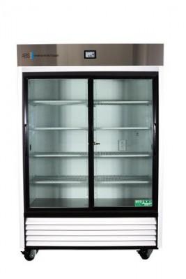 American BioTech Supply TempLog Premier Glass Door Chromatography Refrigerator (47 cu ft)