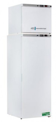 American BioTech Supply Premier Combination Refrigerator and Freezer (12 cu ft) (Solid Door) (Right Hinge) (Manual Defrost)