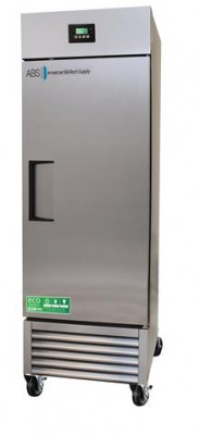 American BioTech Supply Premier Stainless Steel Validation Refrigerator (23 cu ft) (Solid Door)