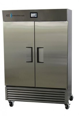 American BioTech Supply TempLog Premier Stainless Steel Validation Refrigerator (49 cu ft) (Solid Door)