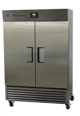 American BioTech Supply Premier Stainless Steel Validation Refrigerator (72 cu ft) (Solid Door)