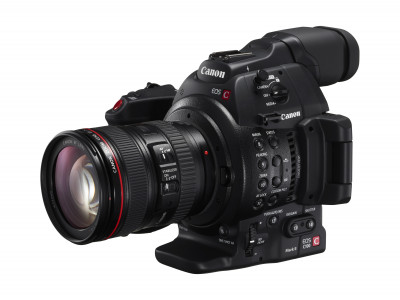 Canon C100 Digital Video Camera + 2 EF Lens kit
