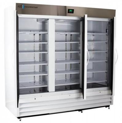 American BioTech Supply Premier Pharmacy Laboratory Refrigerators (72 cu ft) (Glass Door)