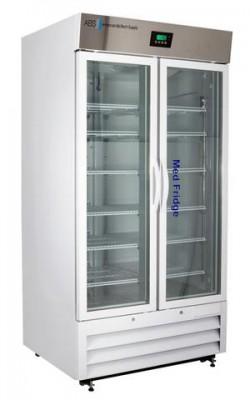 American BioTech Supply Premier Pharmacy Laboratory Refrigerators (36 cu ft) (Glass Door)
